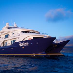 Endemic Galapagos Cruise