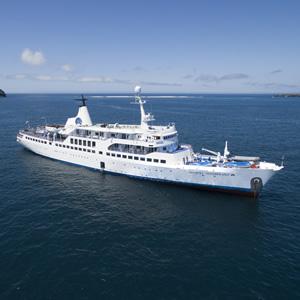 Legend Ship - Galapagos Cruise