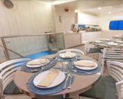 galapagos cruise facilities