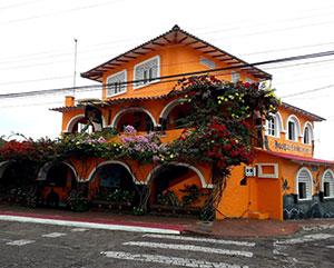 Crossman Hotel View - Galapagos