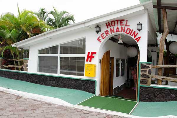 fernandina hotel main entrance