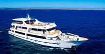Galapagos First Class Cruises